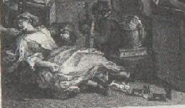 Hogarth's 'Credulity, Superstition and Fanaticism'